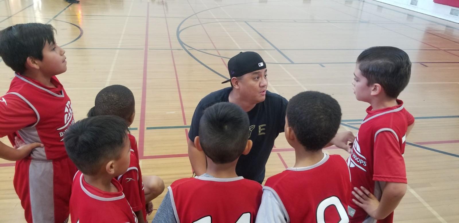 10 U Coach Tristen